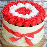 Cum pastram trandafiri din sapun sau ursuletii din trandafiri de sapun?