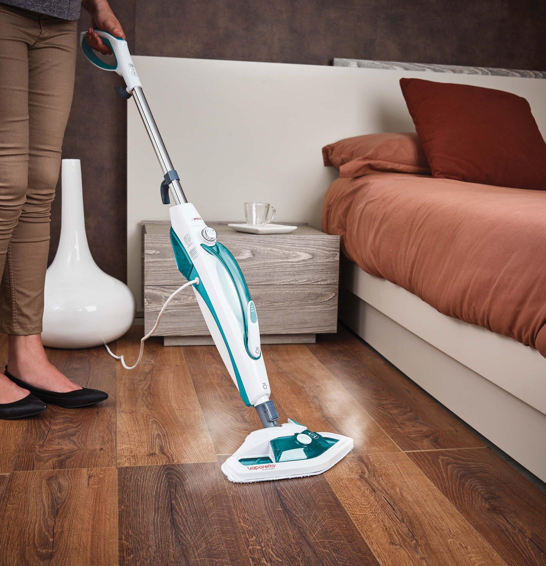Aparatul de curatat cu aburi, o noua dimensiune a eficientei
